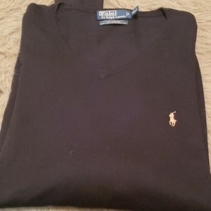 Big and tall polo Ralph Lauren sweater